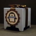 Footed Favor Box (GSD)