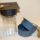 Graduation Cap Gift Box (PDF)