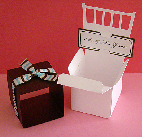 Chair Favor Box (GSD)