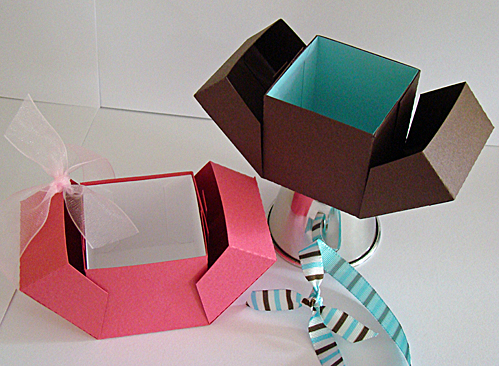 Origami Gift Box (GSD)