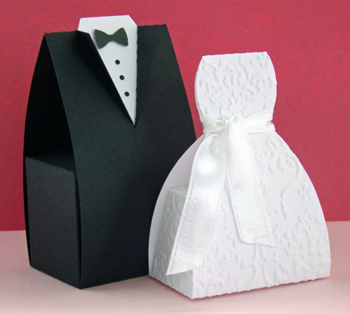 Bride & Groom Gift Boxes (PDF)