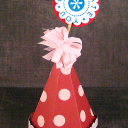 Birthday Hat Gift Box (PDF)