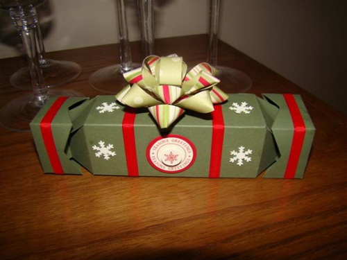 Christmas Bon Bon Box