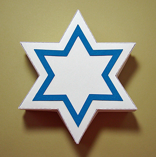 Star of David Gift Box