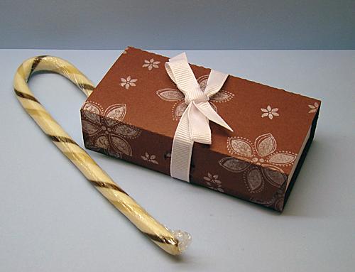 Flat Storage Gift Box